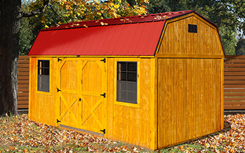 Lofted Barn from Sheds Direct, Inc.