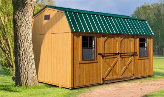 Smart Barn from Sheds Direct, Inc.