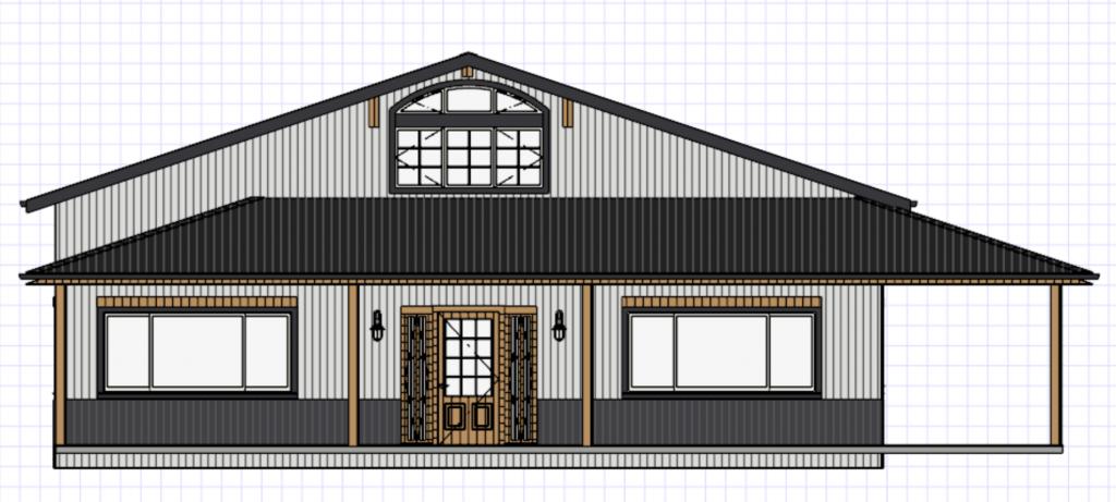 Custom Pole Barn Design by Sheds Direct Inc