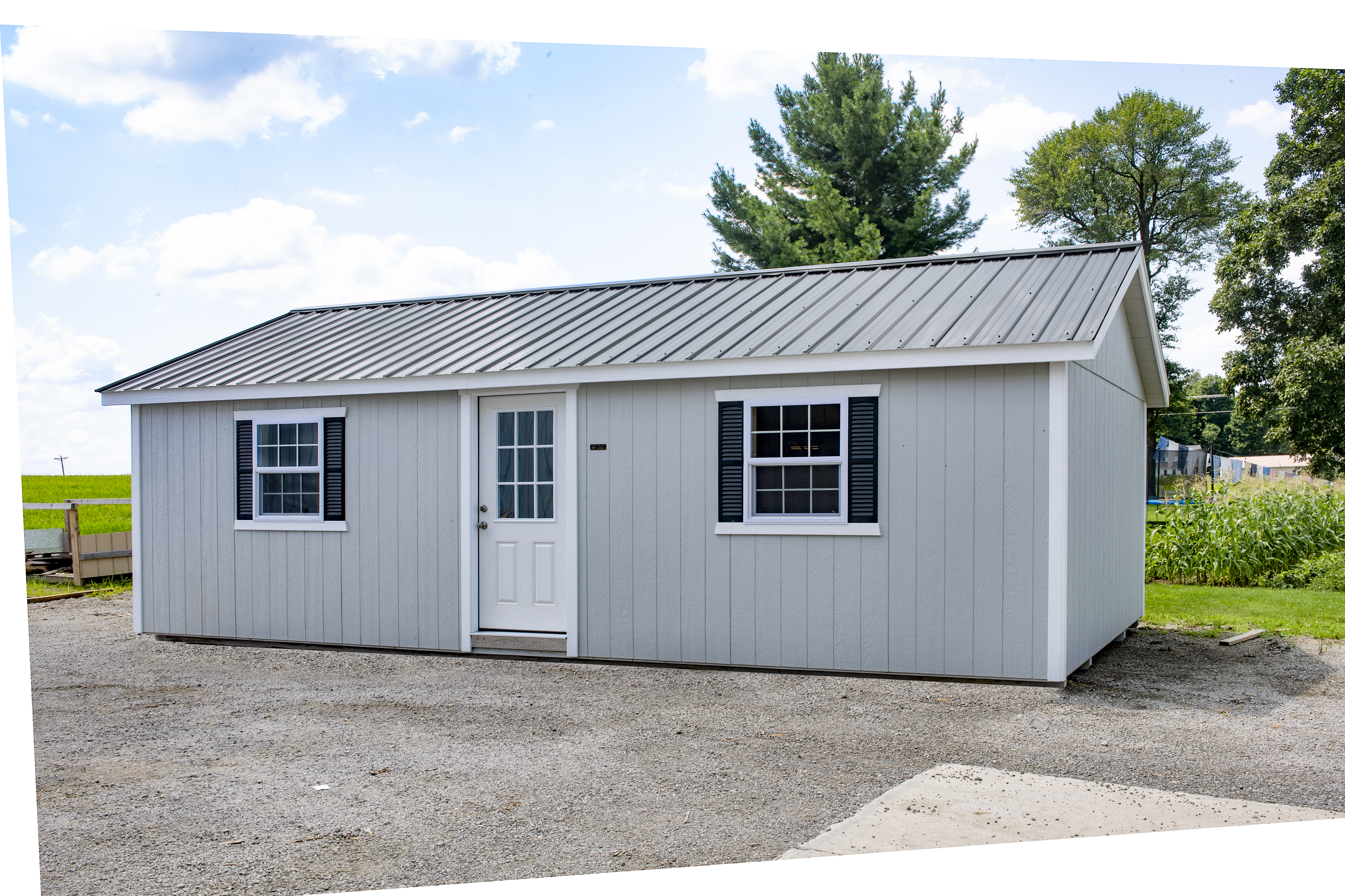 Sheds Direct Painted Deluxe