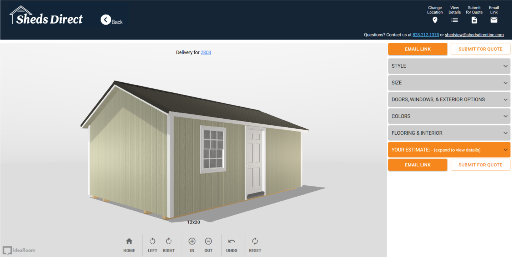 Ready to Design Your Shed?