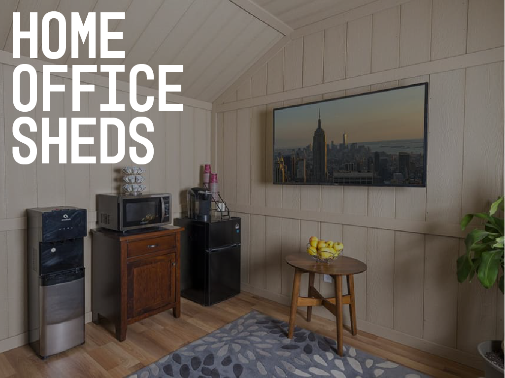 Home Office Sheds